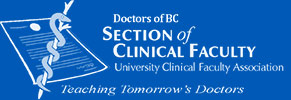 University Clinical Faculty Association Logo